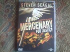 Mercenary for Justice  - Steven Seagal   - uncut dvd