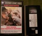 Der Mann der niemals aufgibt VHS Warner