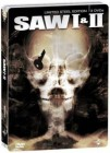 SAW 1+2 - Unrated DC - Steelbook (deutsch/uncut) NEU+OVP