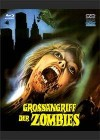 GROSSANGRIFF DER ZOMBIES (Blu-Ray) - Cover B - Mediabook