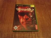 ♞XBOX - Terminator 3 - Rebellion d. Maschinen (X-BOX)