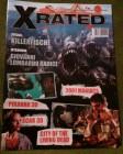 X-Rated Heft Ausgabe 55 September/Oktober 2010