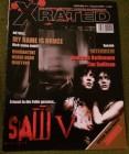 X-Rated Heft Ausgabe 47 erstes Quartal 2009