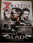 X-Rated Heft Ausgabe 32 zweites Quartal 2005