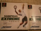 Sampras Extreme Tennis - PlayStation 1