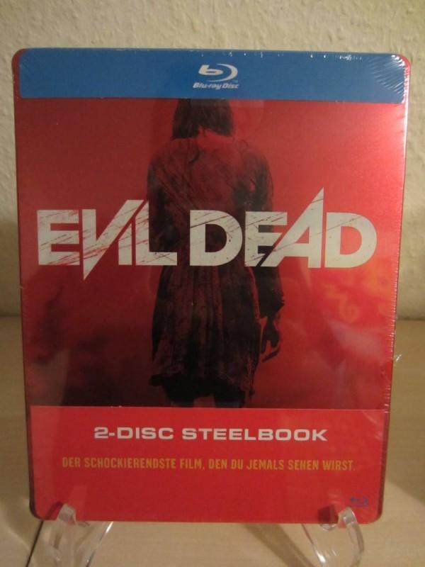 Evil Dead - Limitiertes Steelbook OOP UNCUT