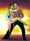 Tänzerin Cheryl Burke auf Großfoto original