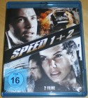 SPEED & SPEED 2  BLU-RAY