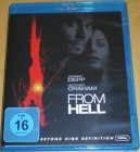 FROM HELL  BLU-RAY