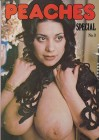 * PEACHES Special * Nr.3 - 1975  -   top HC/Busen  Magazin