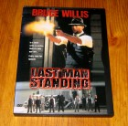 DVD LAST MAN STANDING - Willis - SNAPPER CASE -  ENGLISCH