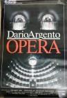 Filmposter - OPERA - Dario Argento - ORIGINAL ITAL. 1987!