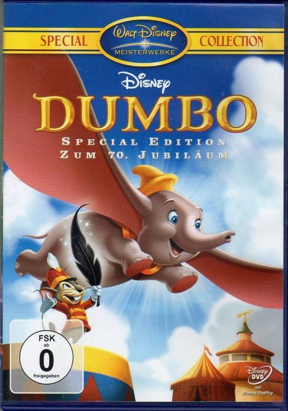 Dumbo - Special Edition zum 70. Jubiläum - Special Collectio
