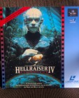 Hellraiser 4 - Astro Laserdisc Limitiert Gatefold UNCUT