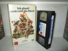 VHS - ICH GLAUB, MICH TRITT EIN PFERD - John Belushi
