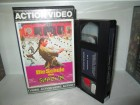 VHS - Die Schule des Shaolin - Action Video