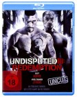 Undisputed 3 - Redemption [Blu-ray] (deutsch/uncut) NEU+OVP