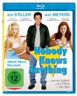 Nobody Knows Anything! [Blu-ray] OVP