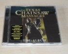 The Texas Chainsaw Massacre - The Album - Soundtrack CD OST