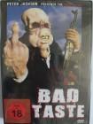 Bad Taste - Peter Jackson, Aliens, Fastfood Anarcho