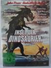 Insel der Dinosaurier - Jules Verne - incl. Bonusfilm Mond