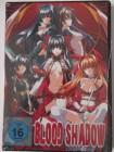 Blood Shadow - Abenteuer Sci.- Fi. Erotik Manga - Dämon