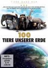 100 Tiere unserer Erde DVD OVP