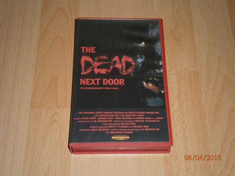 THE DEAD NEXT DOOR  (engl.)  *RARITÄT*  Top Zustand