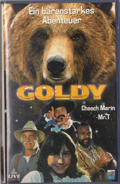 Goldy - ein bärenstarkes Abenteuer PAL VHS VCL (#12)