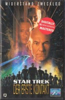 Star Trek - Der erste Kontakt PAL VHS Paramount/CIC (#12)
