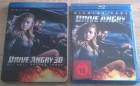 Drive Angry 3D Blu ray Metalpak + dt. Blu ray