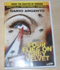 Giallo : Dario Argento - Four flies on grey velvet DK DVD