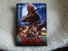 CUT AND RUN - CMV/Uncut/Deutsch/Splatter/Trash/OOP - DVD