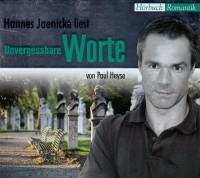 Unvergessbare Worte Audio-CD – 2008 Neuwertig