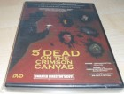 Neo - Giallo : 5 Dead on the crimson canvas - EXTREM RAR DVD
