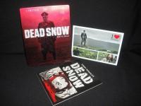 Dead Snow 2 - Red vs. Dead Limited Steelbook Blu-Ray UNCUT