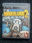 PS3 Borderlands 2 Game Of The Year Edition US PlayStation 3