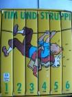 Tim und Struppi ... Sammel - Box Nr. 3
