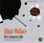 EDGAR WALLACE - DER SCHWARZE ABT --  H�rbuch 1 CD