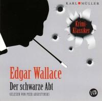 EDGAR WALLACE - DER SCHWARZE ABT --  Hörbuch 1 CD