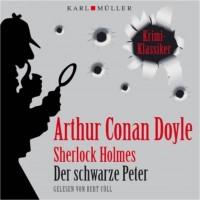 Sherlock Holmes - Der schwarze Peter - Hörbuch CD