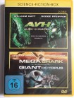 Alien vs. Hunter Mega Shark vs. Giant Octopus,Fantasy Trash