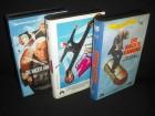 Die nackte Kanone 1 - 3 VHS Leslie Nielsen CIC