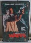 Mörderische Waffe(John Savage)Fox Video Großbox no DVD uncut