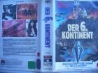 Der 6. Kontinent  ...  Coverbox ohne Filmkassette !!!