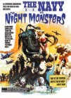 The navy vs the Night Monsters, USA, uncut, NEU/OVP
