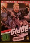 G.I. Joe A real American Hero the movie dvd (B)