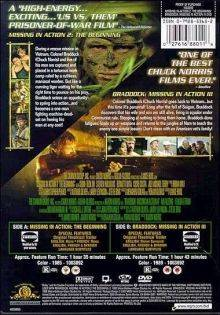 Missing in Action 2/Missing in Action III, USA,uncut,NEU/OVP