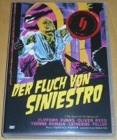 DER FLUCH VON SINIESTRO  DVD
