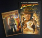 Indiana Jones ... K�nigreich des Kristallsch�dels DVD+Comic